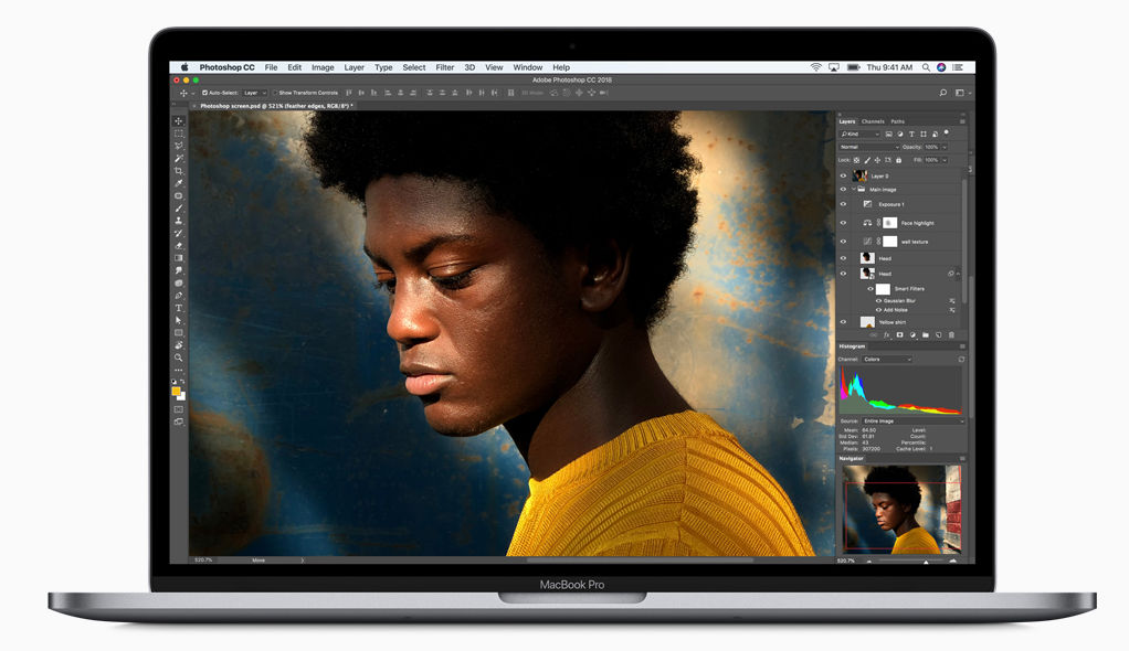 Apple has launched 2018 MacBook Pro with 8th generation Intel Core processor