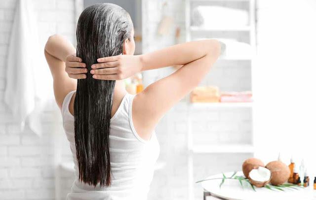 تغذية الشعر - تكثيف الشعر