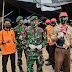 Bersinergi Dengan Pramuka Buleleng, Yonif Raider 900/SBW Cegah Sebaran Covid-19