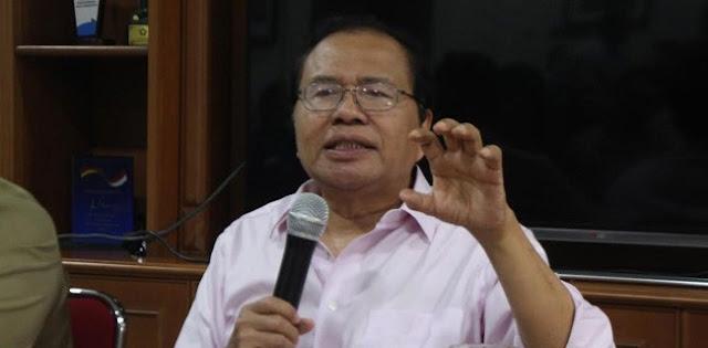 Rizal Ramli Sarankan Jokowi Angkat Jonan jadi Komut Pertamina, Ahok jadi Dubes Saja