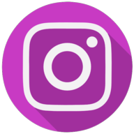 instagram colorful icon