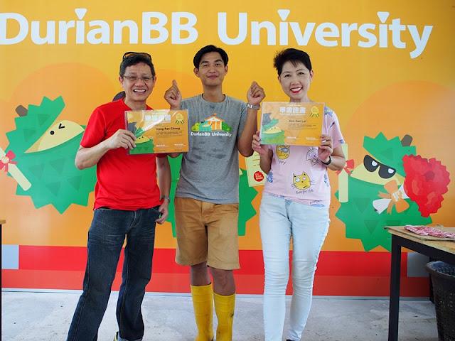 DurianBB University - Durian Expert