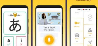 Aplikasi belajar bahasa korea cepat dan mudah