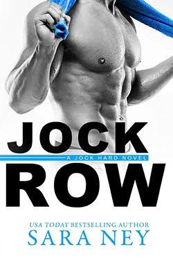Jock row 1, Sara Ney
