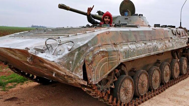 Pemberontak Suriah