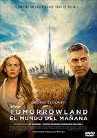 Tomorrowland El mundo del mañana 2015 george clooney
