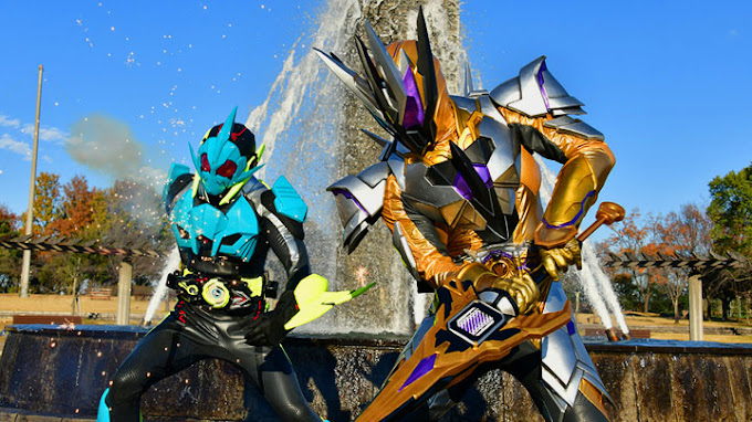Kamen Rider Zero-One Episode 19 Subtitle Indonesia