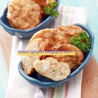 Resep Bakwan Udang Spesial
