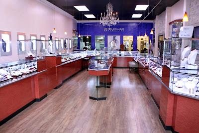 The Jewel Box, Campbell CA