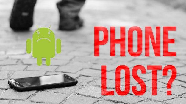 Lost Android - Δωρεάν εφαρμογή για να μη χάνεις το κινητό σου
