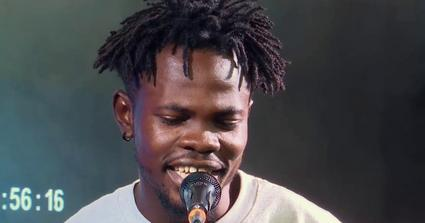I have not seen my parents before - Fameye