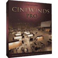 Cinesamples CineWinds PRO v1.3 KONTAKT Library