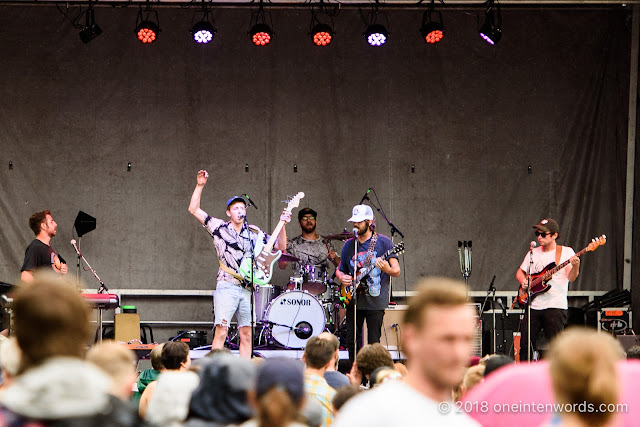 New Swears at Riverfest Elora 2018 at Bissell Park on August 17, 2018 Photo by John Ordean at One In Ten Words oneintenwords.com toronto indie alternative live music blog concert photography pictures photos