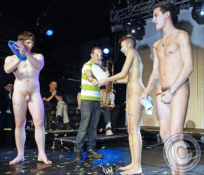 naked boys public