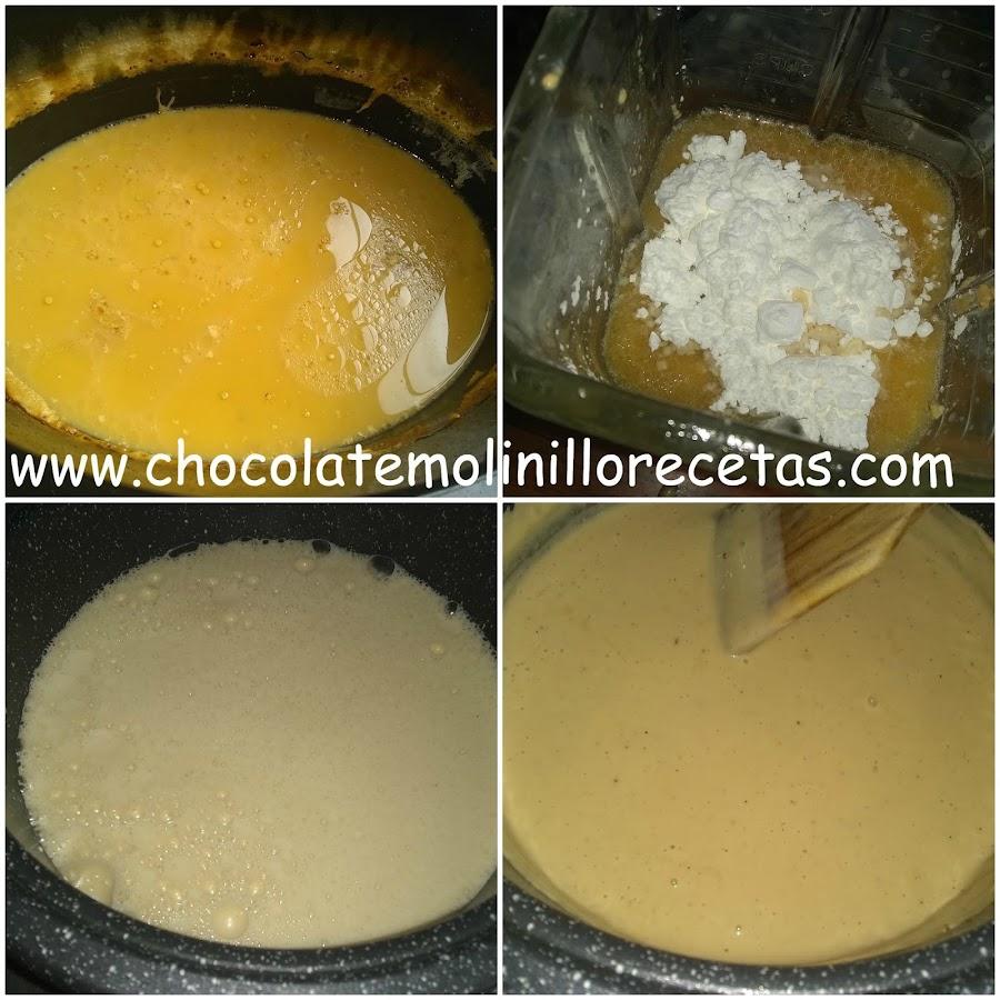 salsa leche a la nuez moscada