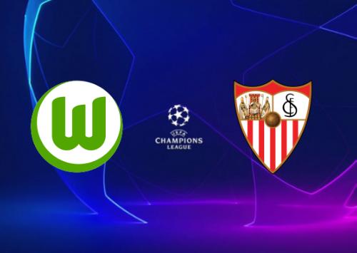 Wolfsburg vs Sevilla Highlights 29 September 2021