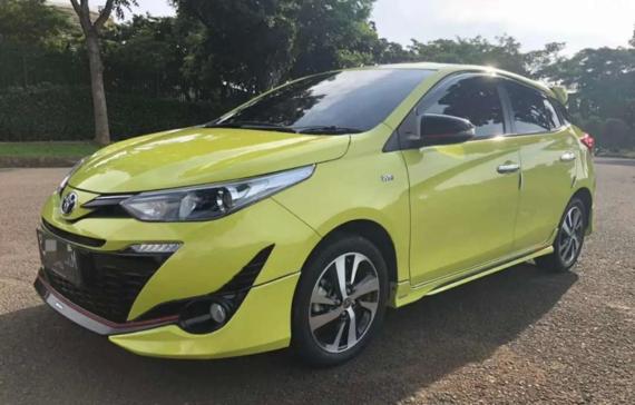 Harga Terbaik Dari Mobil Bekas Toyota Yaris