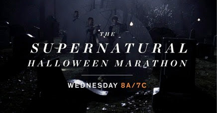 TNT to Air an All-Day SUPERNATURAL Marathon on Halloween - Complete Episode Guide