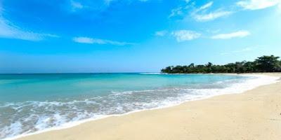 Wisata Pantai Tanjung Lesung - Banten