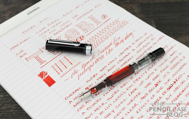 TWSBI Eco fountain pen
