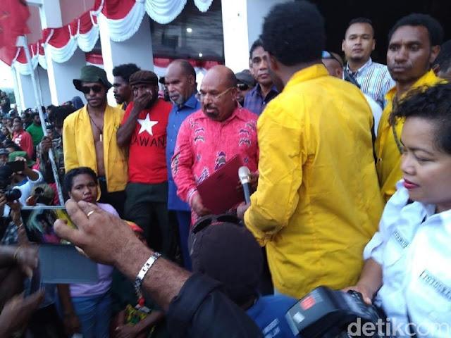 Terjadi Konflik, Masyarakat Papua Rindu Gus Dur