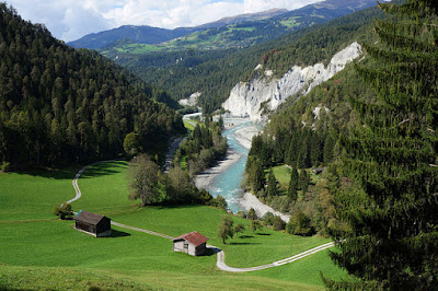 Ruinaulta, Switzerland's Grand Canyon