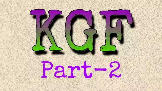 KGF 2 Movie Download .