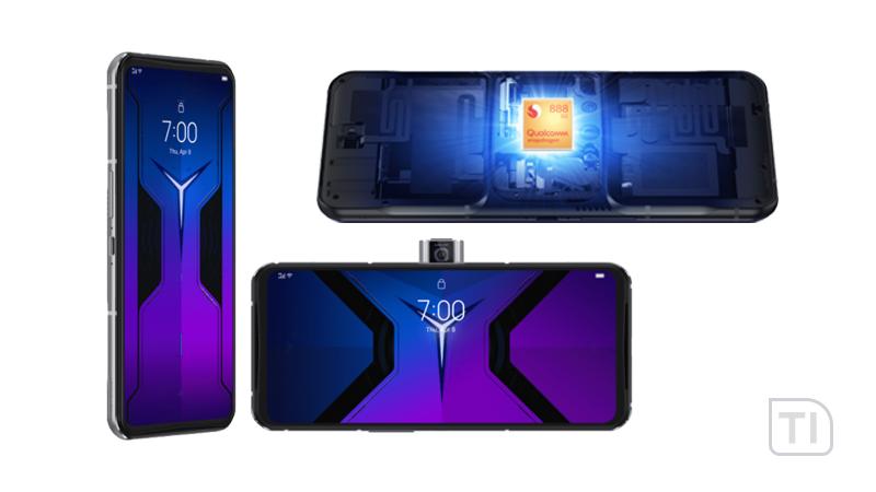 """موصفات هاتف الالعاب """" لينوفو ليجن """" الجديد Legion Duel 2"""