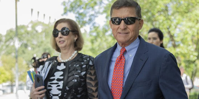 Twitter permanently bans Michael Flynn and Sidney Powell in QAnon purge