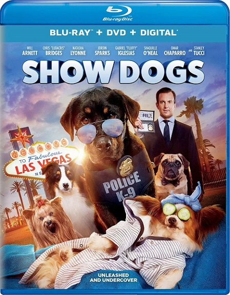 Show Dogs (Superagente canino) (2018) 720p y 1080p BDRip mkv Dual Audio DTS 5.1 ch