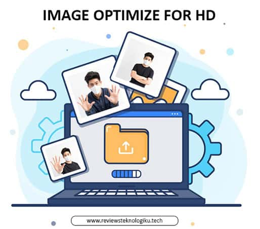 image optimize for hd