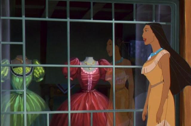 Pocahontas 2 filme 1999