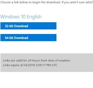 Select Windows Type
