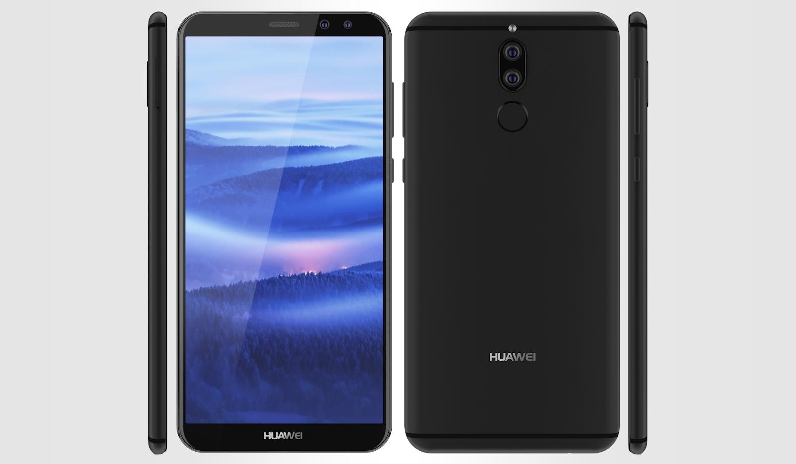Huawei Mate 10 Lite Black | Layth Jawad