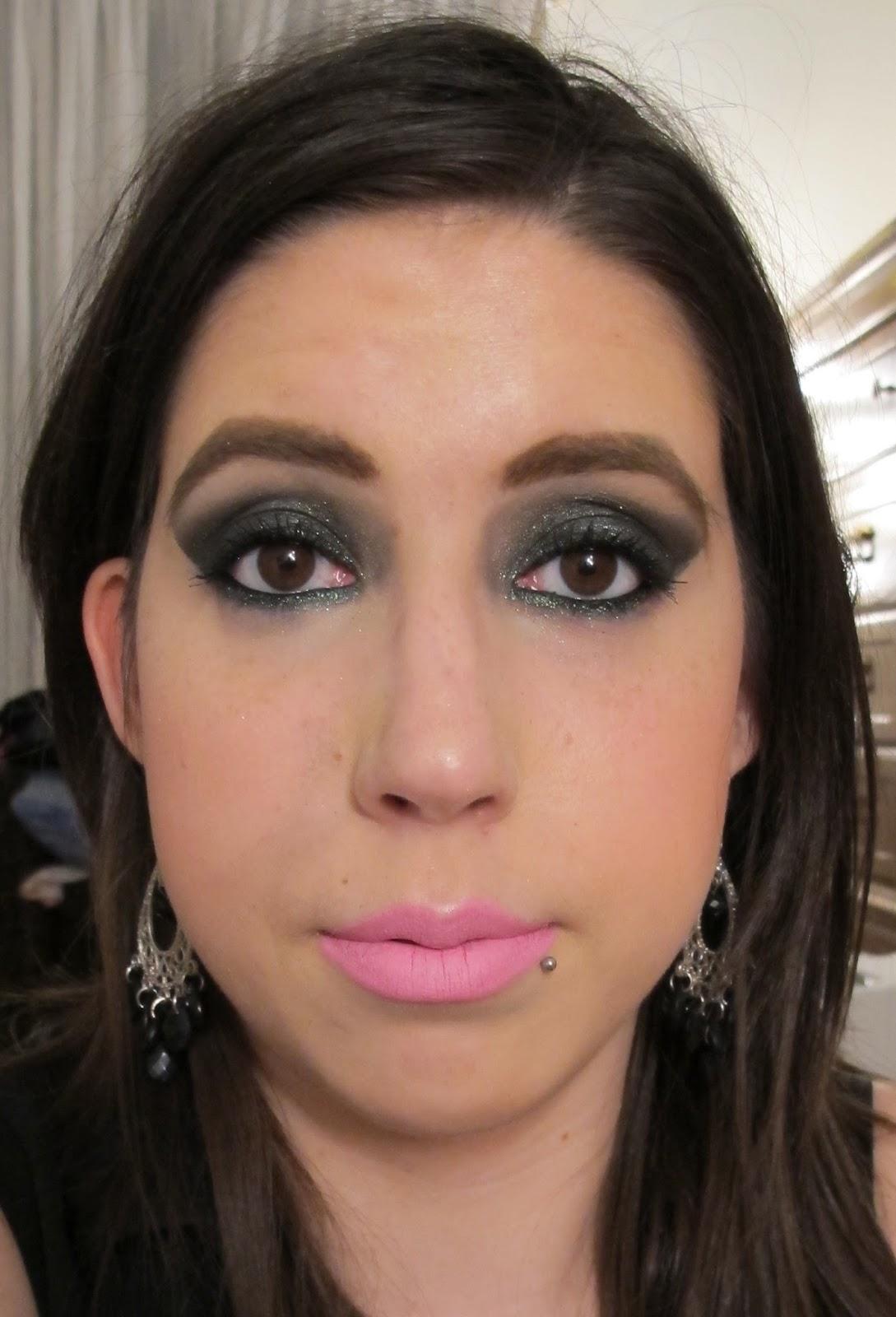 eye makeup for big green eyes   saubhaya makeup