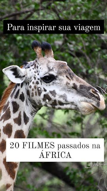 20 filmes sobre a África