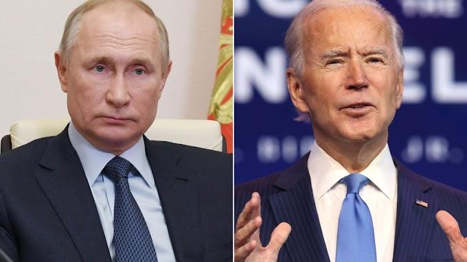 Πούτιν για Μπάιντεν: «Του εύχομαι υγεία»