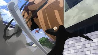 ヒロアカ 5期23話 アニメ ギガントマキア Gigantomachia | 僕のヴィランアカデミア111話 My Hero Academia