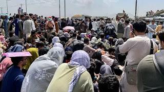 l'Ouganda prêt à accueillir des réfugiés afghans