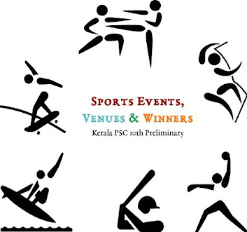 Sports Events: Venues & Winners   PSC 10th Prelims
