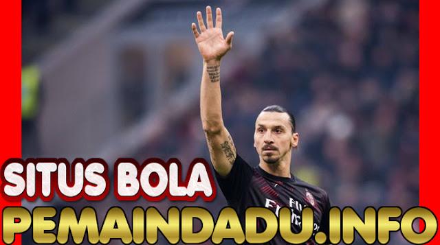 Ibrahimovic Pecahkan Rekor Pencetak Gol Tertua di Italia Serie A