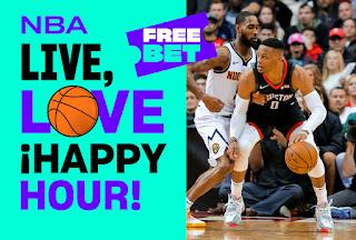 versus promocion NBA 3-6 febrero 2020