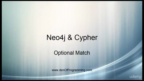 NoSQL: Neo4j and Cypher (Part: 2-Intermediate)
