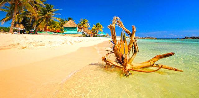 As melhores praias da Ilha de Cozumel em Cancún