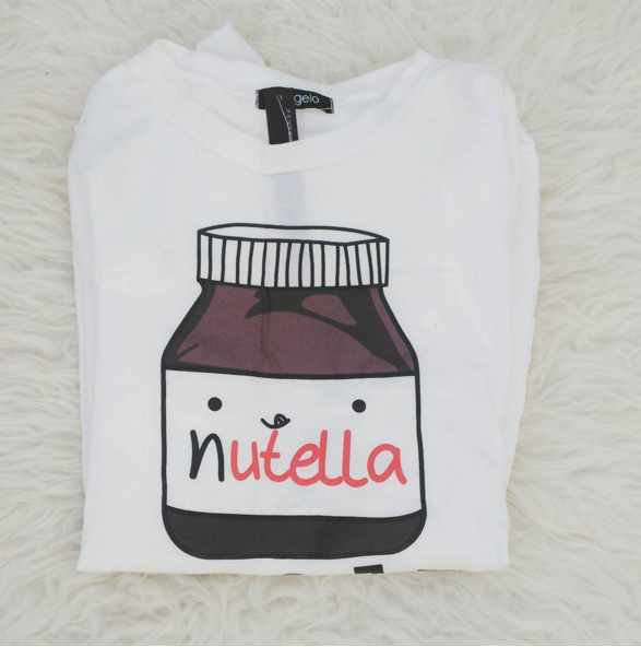 sudadera nutella aliexpress