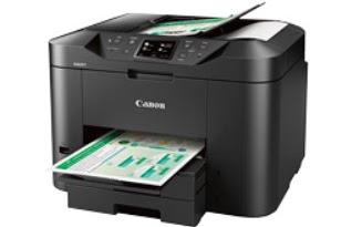 Descargar Drivers Canon Maxify MB2710 Impresora