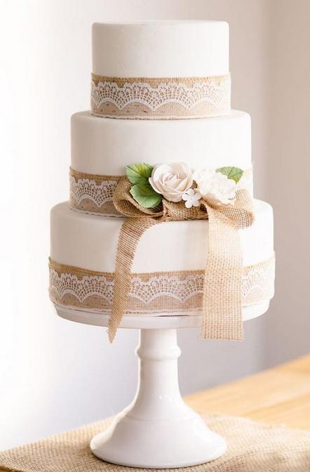 decoracion-tartas-de-boda-con-yute