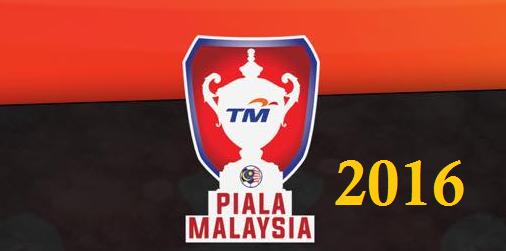 Tarikh perlawanan akhir Piala Malaysia 2016