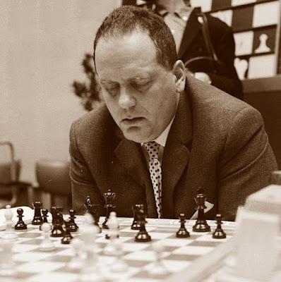 El ajedrecista alemán Gerhard Lehmann