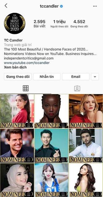 Lí do giúp Á hậu Huyền My lọt top đề cử 100 gương mặt đẹp nhất thế giới 2020?